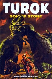 TUROK SON OF STONE ARCHIVES VOL 2 HC