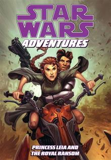 STAR WARS ADVENTURES VOL 2 TP