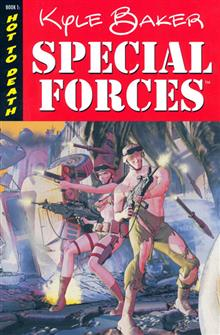 SPECIAL FORCES VOL 1 TP (MR)