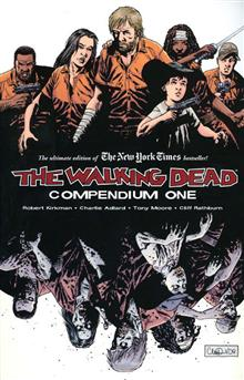 WALKING DEAD COMPENDIUM TP VOL 01 (NEW PTG) (MR)