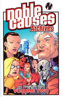 NOBLE CAUSES ARCHIVES VOL 2 TP
