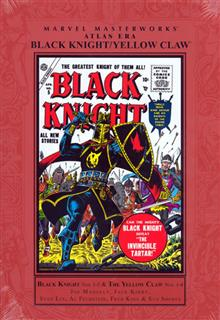 MMW ATLAS ERA BLACK KNIGHT VOL 1 HC