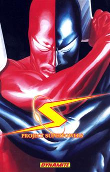 PROJECT SUPERPOWERS VOL 1 TP