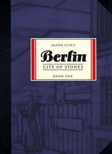 BERLIN TP BOOK 01 CITY OF STONES (MR)