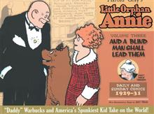 COMPLETE LITTLE ORPHAN ANNIE VOL 3 HC