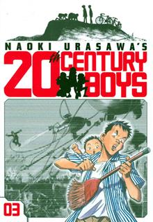 NAOKI URASAWA 20TH CENTURY BOYS GN VOL 03