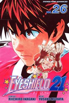 EYESHIELD 21 GN VOL 26