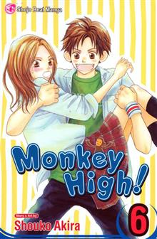 MONKEY HIGH VOL 6 GN