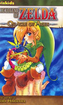LEGEND OF ZELDA GN VOL 05 (OF 10) (CURR PTG)