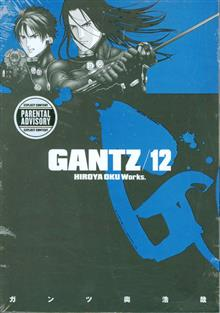 GANTZ TP VOL 12 (MR)