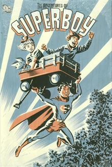 ADVENTURES OF SUPERBOY HC VOL 01