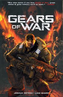 GEARS OF WAR TP BOOK 01 (MR)