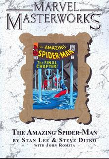 MMW AMAZING SPIDER-MAN TP VOL 04 DM VAR ED 16