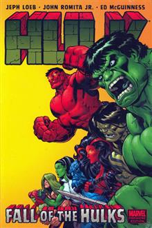 HULK FALL OF HULKS PREM HC VOL 05
