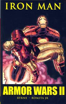 IRON MAN ARMOR WARS II TP