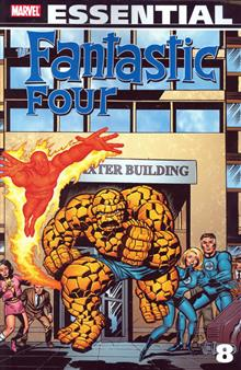 ESSENTIAL FANTASTIC FOUR TP VOL 08