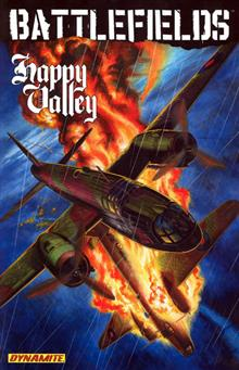 GARTH ENNIS BATTLEFIELDS TP VOL 04 HAPPY VALLEY (M