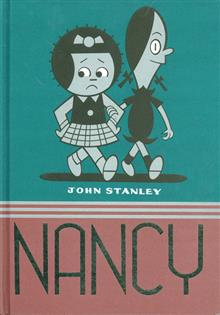JOHN STANLEY LIBRARY NANCY HC VOL 02