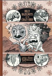BILLY HAZELNUTS & CRAZY BIRD
