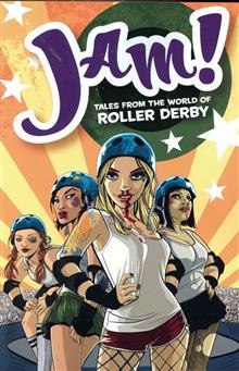 JAM-TALES-FROM-THE-WORLD-OF-ROLLER-DERBY-GN-(C-0-0-2)