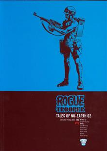 ROGUE TROOPER TALES OF NU EARTH GN VOL 02 (C: 0-1-
