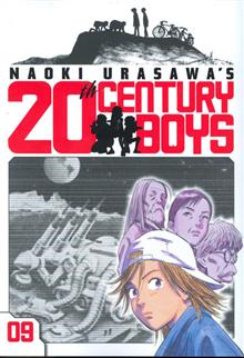 NAOKI URASAWA 20TH CENTURY BOYS GN VOL 09