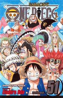 ONE PIECE GN VOL 51
