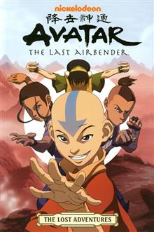 AVATAR-LAST-AIRBENDER-TP-VOL-01-LOST-ADVENTURES-(C-0-1-2)-