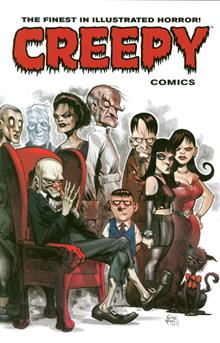 CREEPY COMICS TP VOL 01