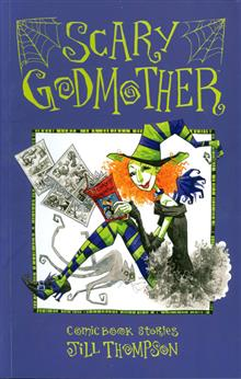 SCARY GODMOTHER COMIC BOOK STORIES TP