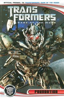 TRANSFORMERS FOUNDATION TP