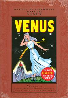 MMW ATLAS ERA VENUS HC VOL 01