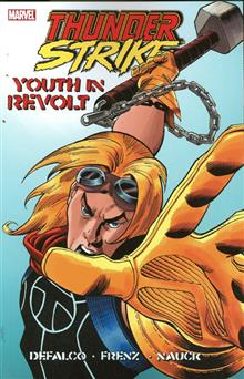 THUNDERSTRIKE TP YOUTH IN REVOLT