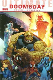 ULTIMATE COMICS DOOMSDAY HC