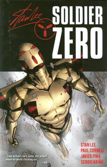 STAN LEE SOLDIER ZERO TP VOL 01 ONE SMALL STEP FOR