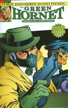 GREEN HORNET GOLDEN AGE REMASTERED HC