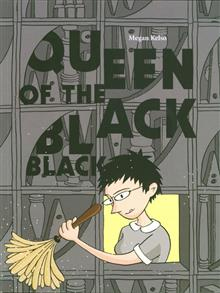 QUEEN OF THE BLACK BLACK GN