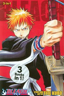 BLEACH 3IN1 ED TP VOL 01