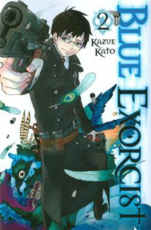 BLUE EXORCIST GN VOL 02