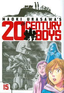 NAOKI URASAWA 20TH CENTURY BOYS GN VOL 15 (NOTE PR