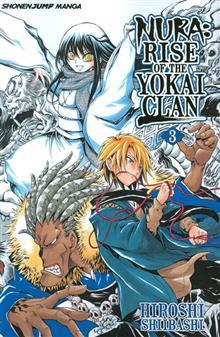 NURA RISE O/T YOKAI CLAN GN VOL 03