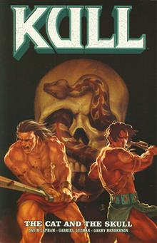KULL TP VOL 03 THE CAT & THE SKULL