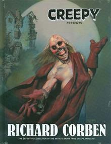 CREEPY PRESENTS RICHARD CORBEN HC