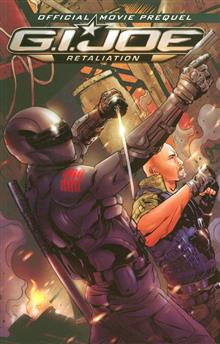 GI JOE 2 RETALIATION MOVIE PREQUEL TP