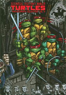 TEENAGE MUTANT NINJA TURTLES ULT COLL HC VOL 03