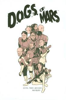 DOGS OF MARS TP (MR)
