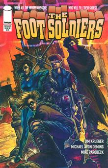 FOOT SOLDIERS TP VOL 01