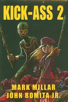KICK-ASS 2 PREM HC (MR)