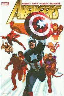 AVENGERS BY BRIAN MICHAEL BENDIS PREM HC VOL 03