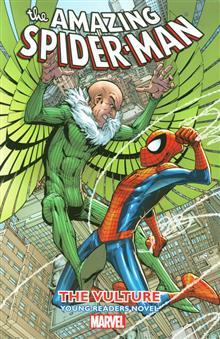 AMAZING SPIDER-MAN TP VOL 02 VULTURE READERS NOVEL